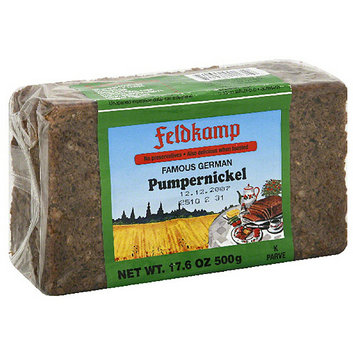 Feldkamp Pumpernickel Bread