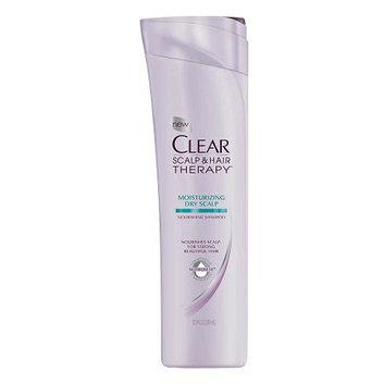 Clear Moisturizing Dry Scalp Nourishing Shampoo