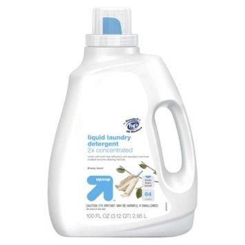 up & up Fresh Linen Scent Liquid Laundry Detergent 100 oz