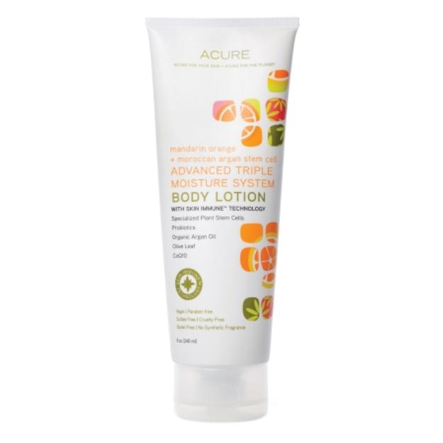 Acure Organics Energizing Body Lotion
