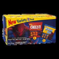 Sunshine Cheez-It & Keebler Grahams Bites Variety Pack - 12 CT