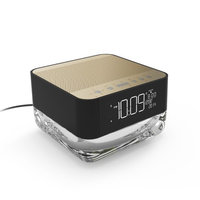 American Pumpkins Soul-Portable Bluetooth Speaker for Apple, Android and Other Devices with MP3 Player and Microphone