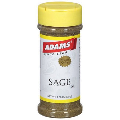 Adams Sage Spice, 1.38 oz