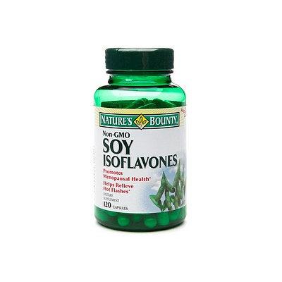 Nature's Bounty Non-GMO Soy Isoflavones