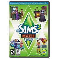 Electronic Arts The Sims 3: Movie Stuff (PC Games)