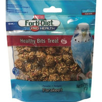 Kaytee Forti Diet Pro Health Healthy Bits for Parakeet, 4-3/4-Ounce