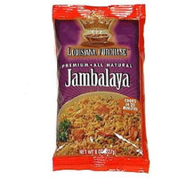 Louisiana Purchase Jambalaya Rice Mix, 8-Ounce (Pack of 6)