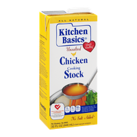 Kitchen Basics Chicken Cooking Stock Unsalted