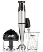 Conair Cuisinart Smart Stick 2-Speed Hand Blender with Attachments