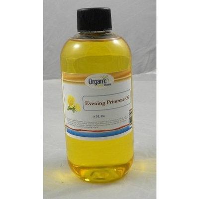 Saaqin Certified Organic Evening Primrose Oil - 100% Pure 4 Oz (120 ml)