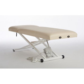 Custom Craftworks Lift Back Elegance Pro Electric Lift Table with Face Rest Base and Pillow