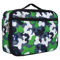 Wildkin 33088 Camo Lunch Box