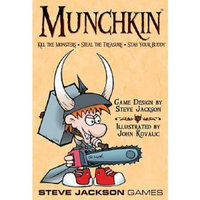 Publisher Services Inc Munchkin Game