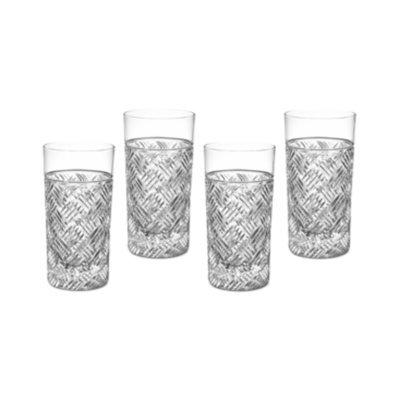 Marquis By Waterford Marquis by Waterford Glassware, Set of 4 Versa Highball Glasses