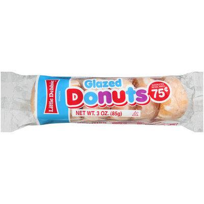 Little Debbie Glazed Donuts, 3.0 oz