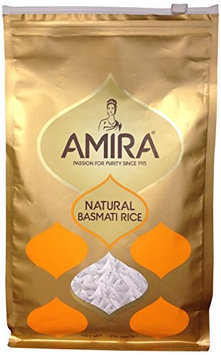 Amira RICE, BASMATI, NATURAL, (Pack of 12)