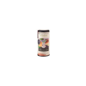 The Republic Of Tea Mango Ceylon Black Full-Leaf, 3.5 Ounces/50-60 Cups