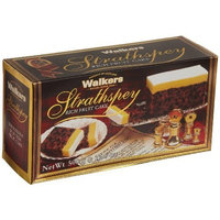Walkers Shortbread, Strathspey Rich Fruit Cake, 17.6-Ounce Box