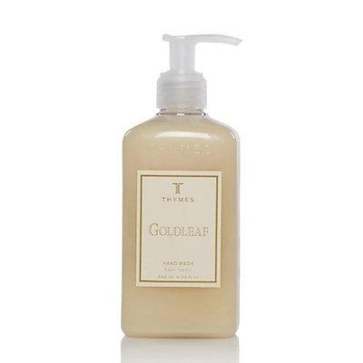 Thymes Hand Wash, Goldleaf, 8.25 fl. oz bottle 240ml
