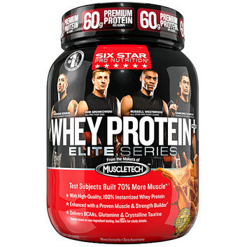 Six Star Pro Nutrition Whey Protein Plus Triple Chocolate