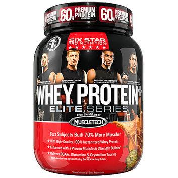 Six Star Pro Nutrition Whey Protein Plus Triple Chocolate