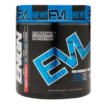 Evlution Nutrition ENGN Pre-Workout Engine Fruit Punch
