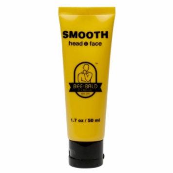 Bee Bald Smooth for Head & Face, 2 oz