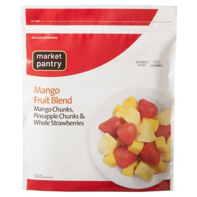 market pantry Market Pantry Mango Berry Chunk Fruit Mix 48-oz.