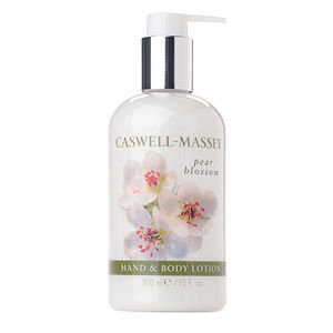 Caswell-Massey Pear Blossom Hand and Body Lotion