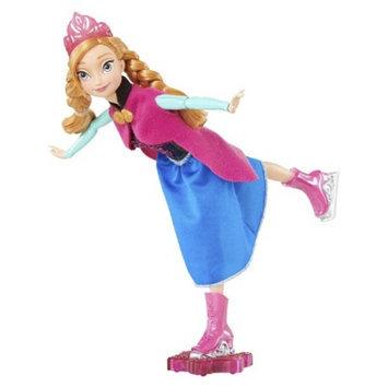Disney Frozen Ice Skating Anna Doll