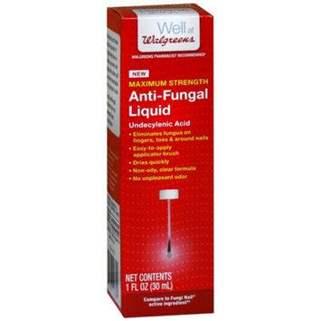 Walgreens Antifungal Liquid Solution