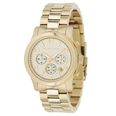 MICHAEL Michael Kors Women's Chronograph Bracelet Watch 38MM