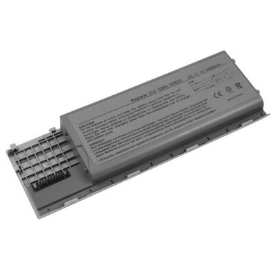 Superb Choice CT-DL6200LH-4P 6 cell Laptop Battery for Dell Latitude D620 D630 series