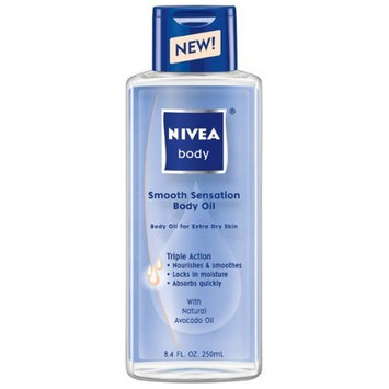 NIVEA Body Smooth Sensation Body Oil