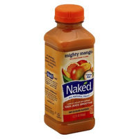 Naked Mighty Mango All Natural Fruit Juice Smoothie 15.2 oz