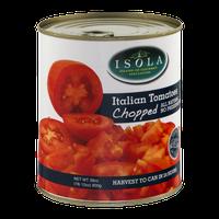 Isola Italian Tomatoes Chopped