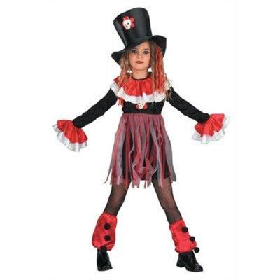Dixie Crystals Size 7-8 Ringleada Child Costume