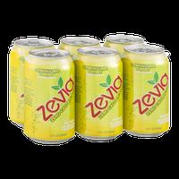 Zevia Zero Calorie Soda Lemon Lime Twist - 6 CT