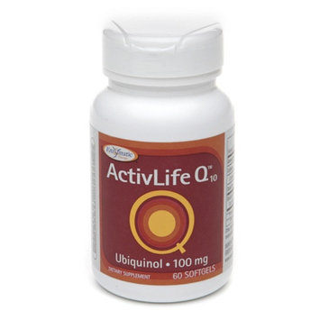 Enzymatic Therapy ActivLife Q10 Ubiquinol 100mg