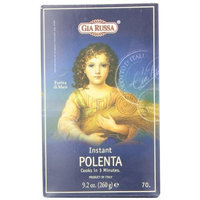 Gia Russa Polenta, 9.2-Ounce Boxes (Pack of 12)