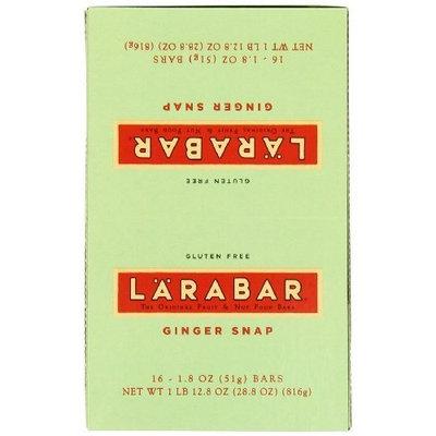 LARABAR® Ginger Snap Bars Fruit & Nut