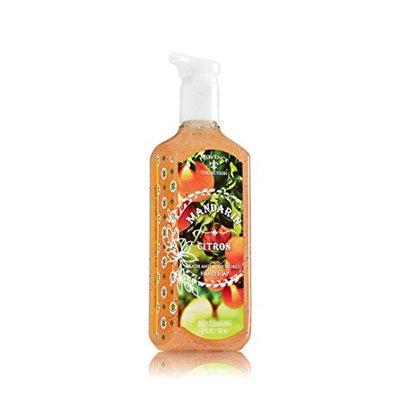 Bath & Body Works Deep Cleansing Hand Soap Mandarin Citron 8oz