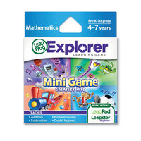 Leapfrog LeapFrog Explorer Learning Game: Mini Game Greatest Hits
