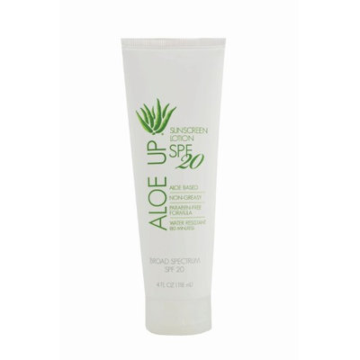 Aloe Up White Collection SPF20 Sun Care - 120 ml