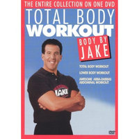 Warner Brothers Warner Home Video Body By Jake Total Body Workout-back To Basics Collection [dvd]