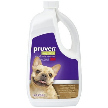 Pruven P-ENZ-64 Enzymatic Stain and Odor Remover with Pour, 5 Fluid Ounce