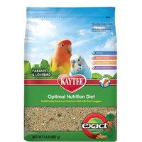 Kaytee Exact Parakeet Veggie Natural, 2-Pound Bag