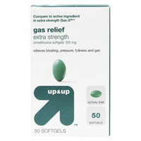 up & up up&up Extra Strength Gas Relief Softgels - 50 Count