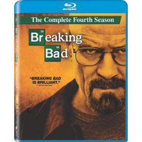 Breaking Bad: The Complete Fourth Season (Blu-ray) (Anamorphic Widescreen)