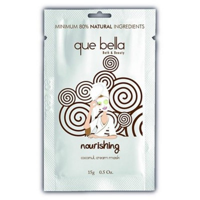 Que Bella Coconut Cream Mask 0.5 Oz